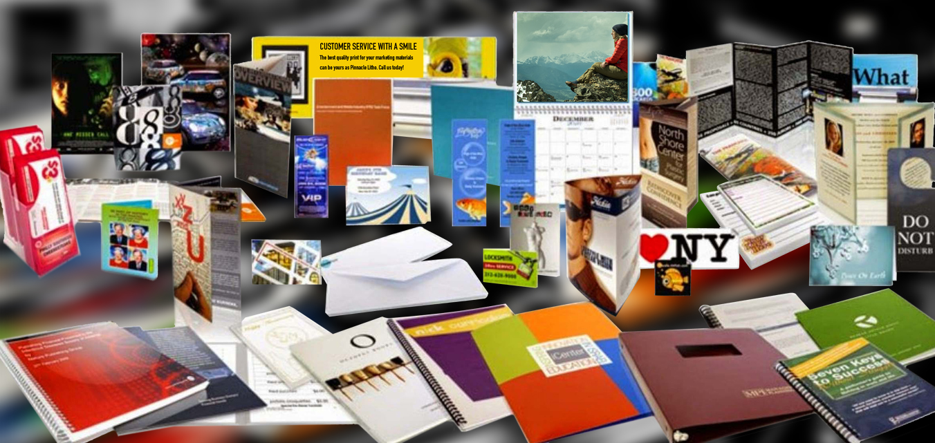Top 5 Marketing Materials for Your Business